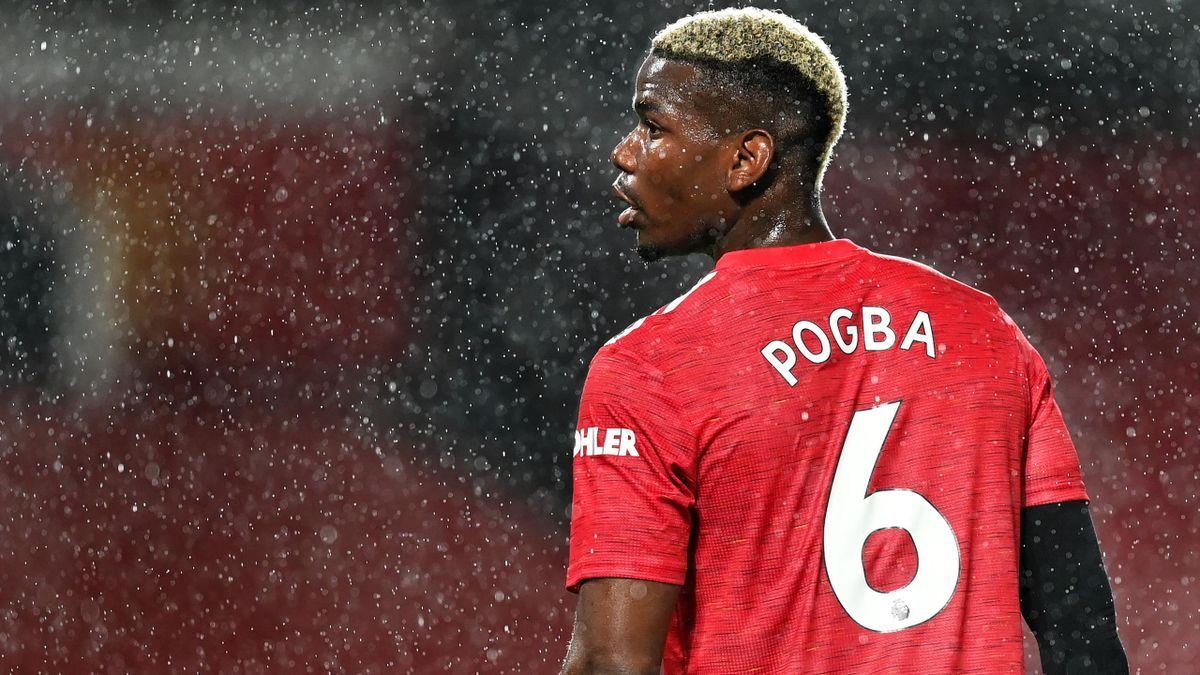 Paul Pogba out of both Manchester United matches against Real Sociedad