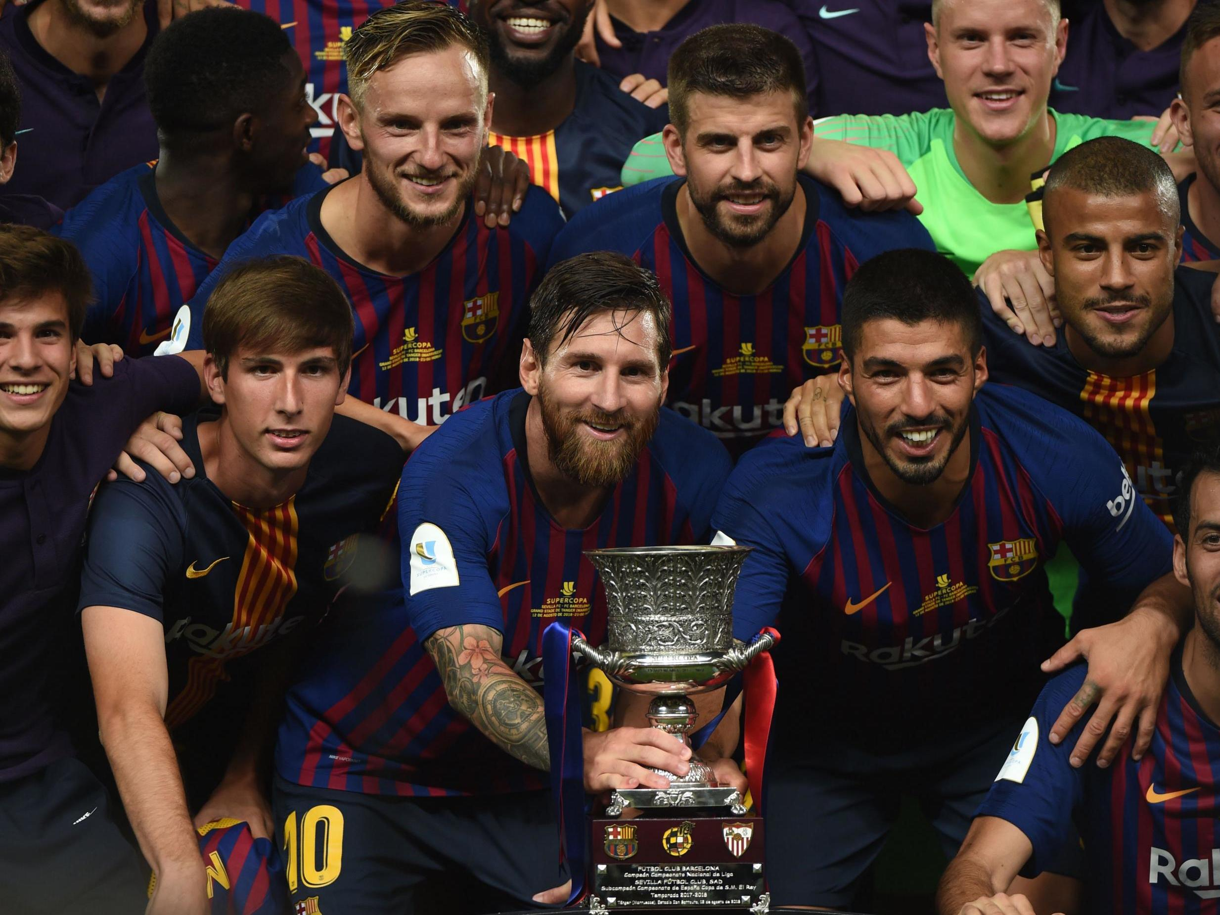 Spanish Super Cup draw made with Real Madrid and Barcelona avoiding each other in the semi-finals