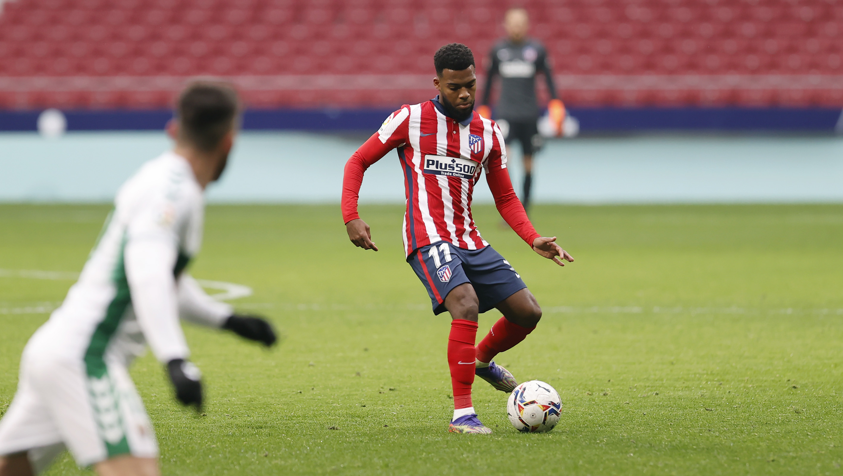 Two more Atletico Madrid stars test positive for Covid-19