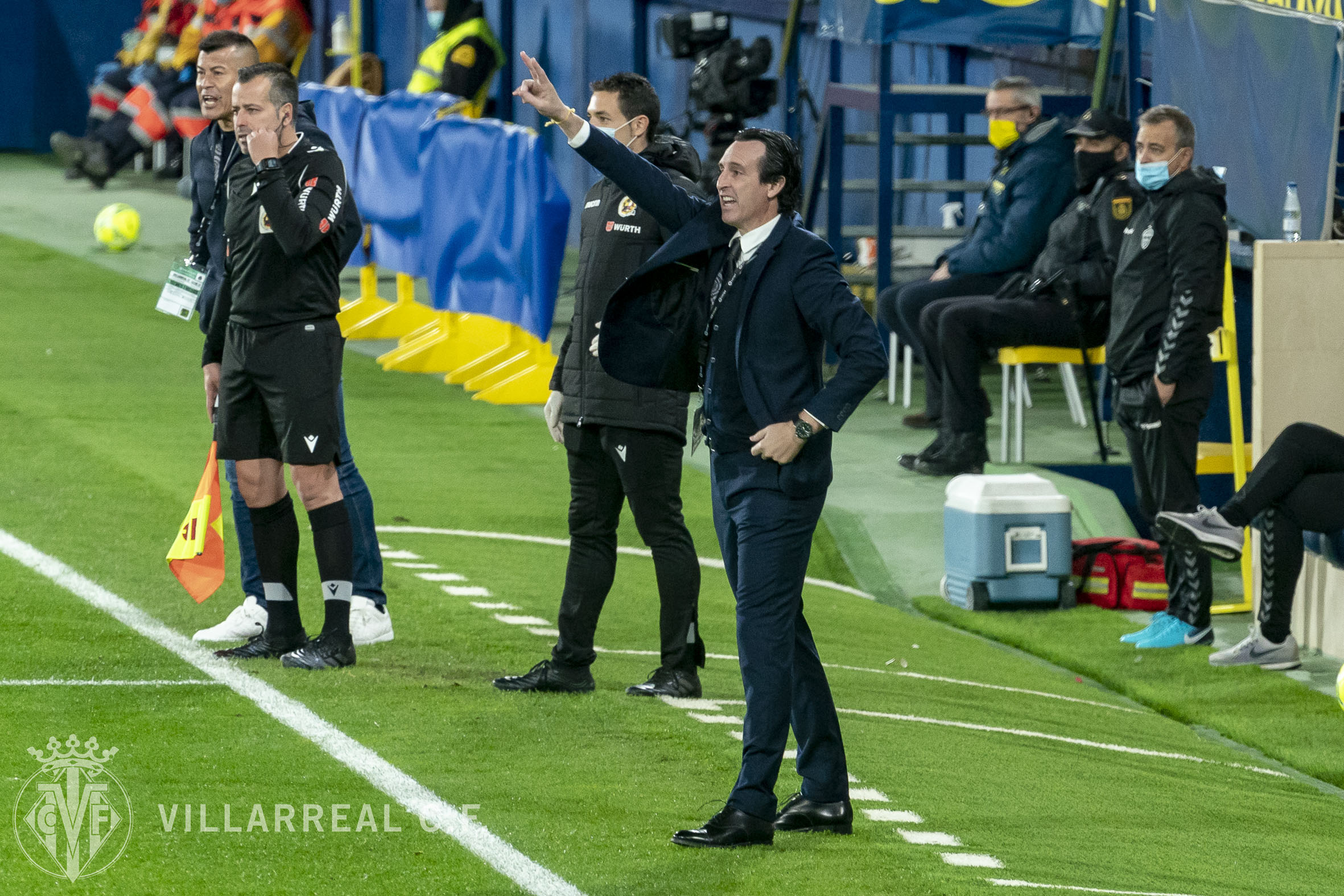Villarreal and Athletic Club unable to be separated at La Ceramica