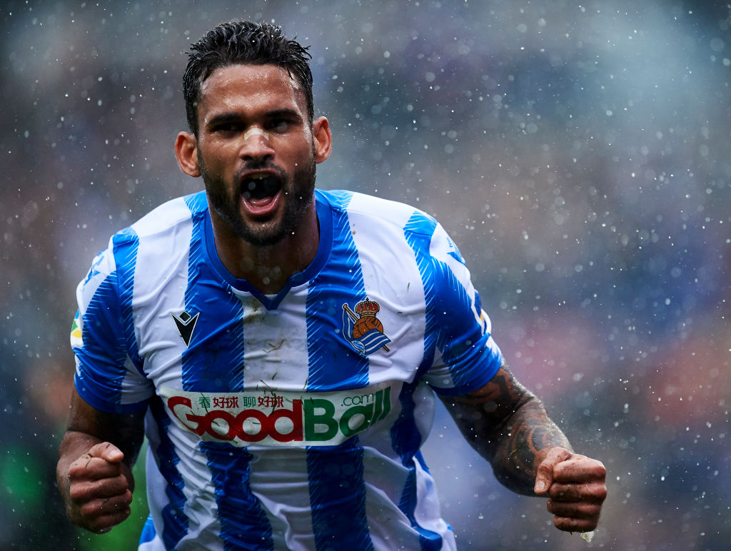 """Willian Jose claims it is """"a dream come true"""" to move to Premier League"""