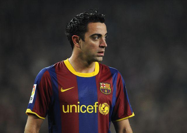 Xavi Hernández, Barcelona