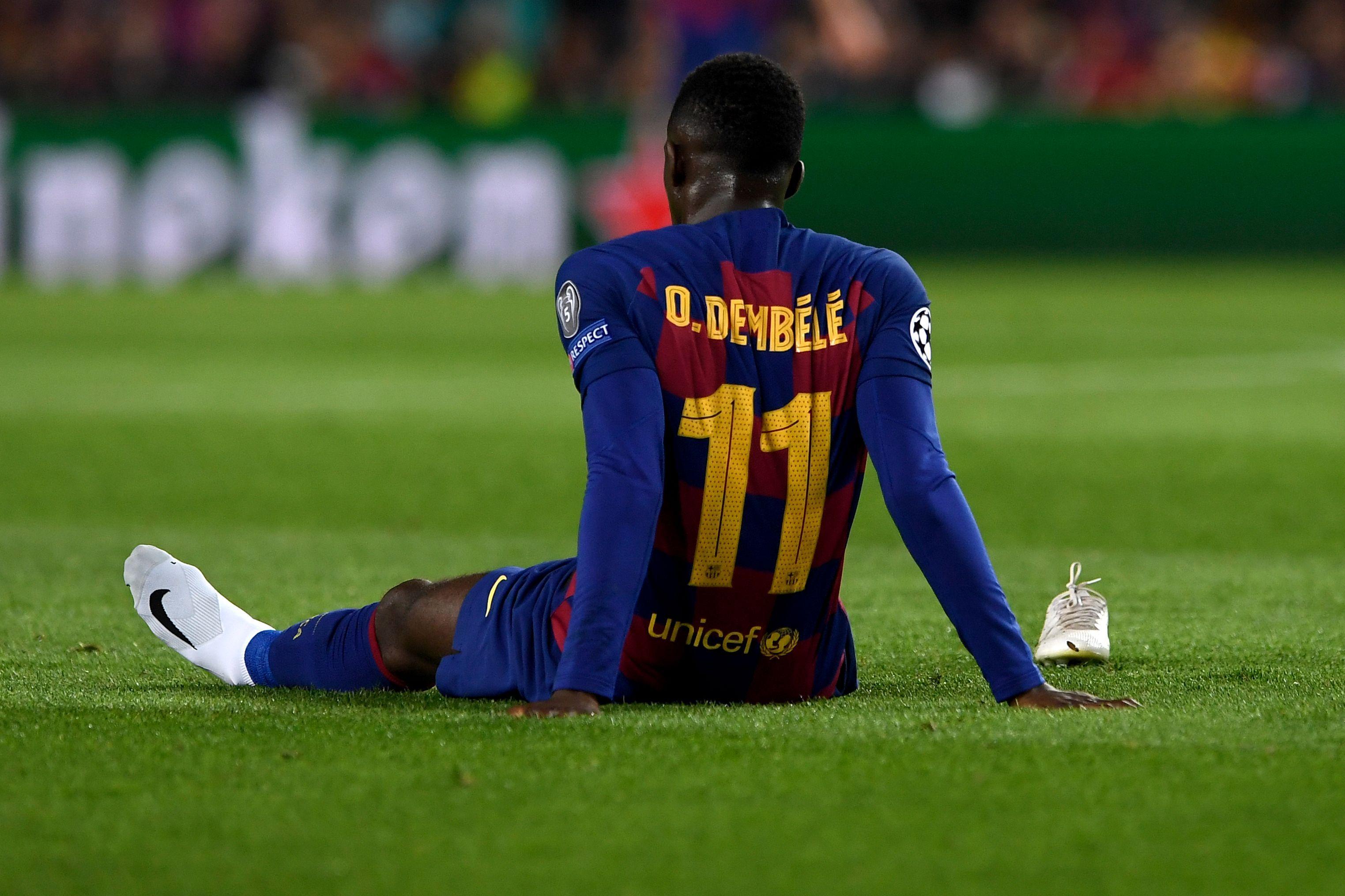 Ousmane Dembele to trigger Barcelona transfer clause ahead of Alaves clash  - Football Espana