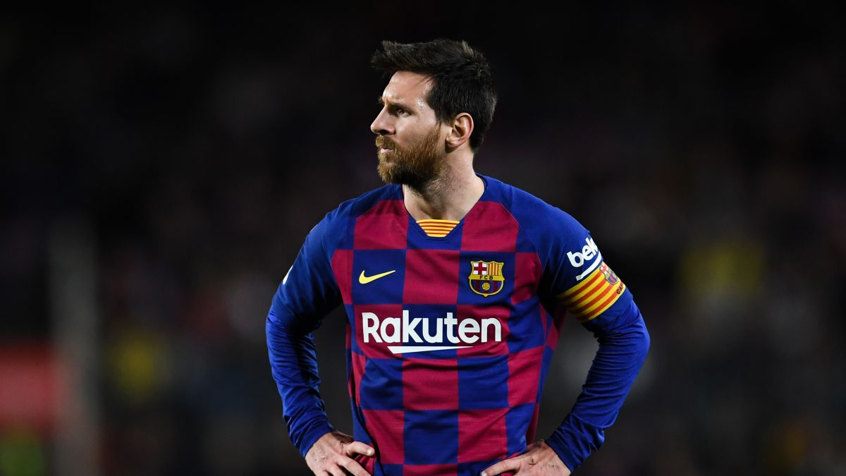 Lionel Messi is football's greatest ever player but he must accept Barcelona pay cut