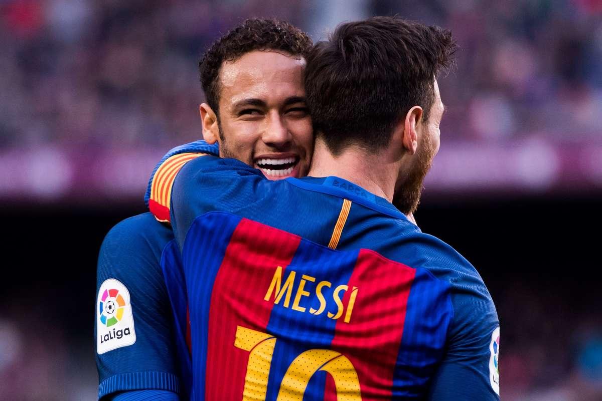 Neymar Madrid