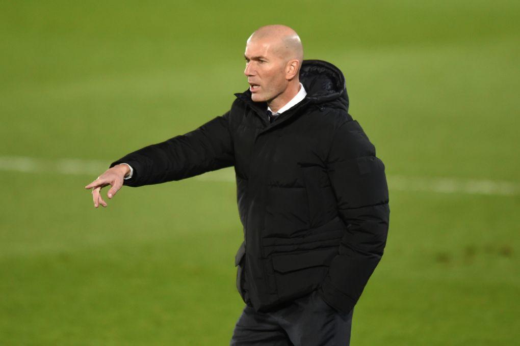 Real Madrid pay the price of Zinedine Zidane refusing to ...