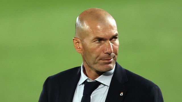 The conflict between Zinedine Zidane and Real Madrid - Football Espana