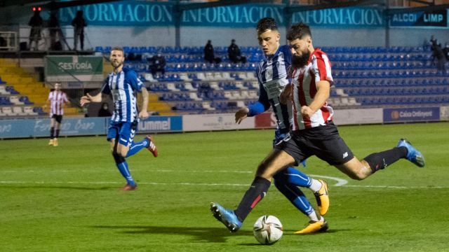 Athletic Bilbao survive early scare to advance to the Copa ...