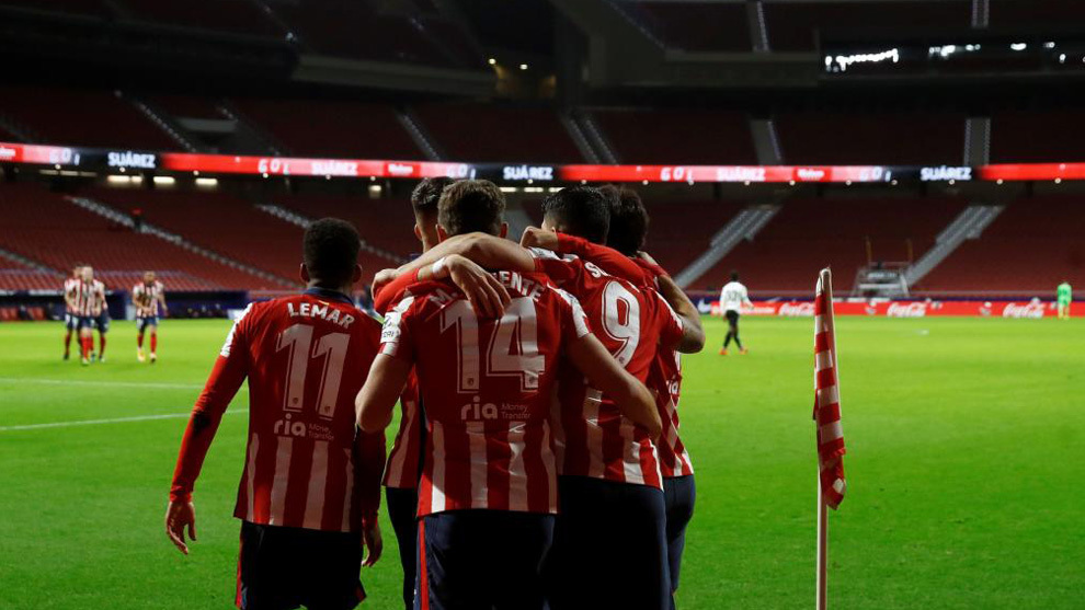 Atletico Madrid v Celta Vigo confirmed teams: Hosts decimated by Covid-19 absentees