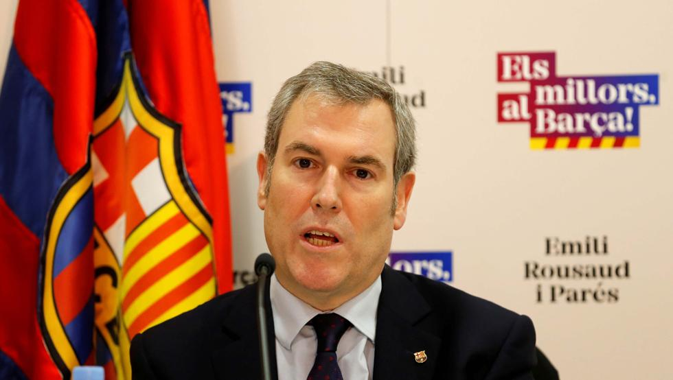 Emili Rousaud pulls out of Barcelona presidential race
