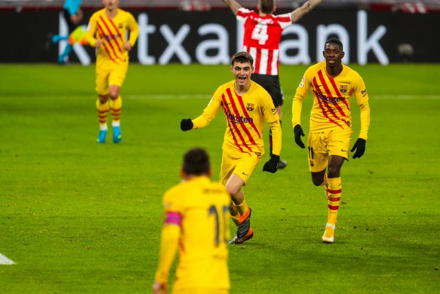 Watch: Lionel Messi grabs his second at Athletic Club to ...