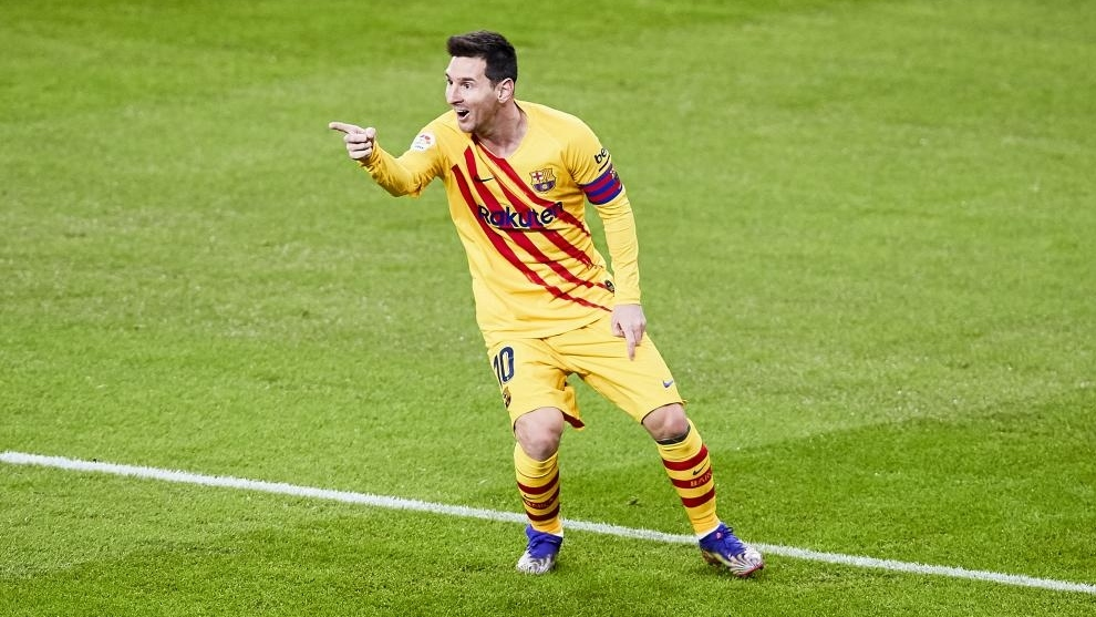 Watch: Lionel Messi golazo draws Barcelona back on level terms at Paris Saint-Germain