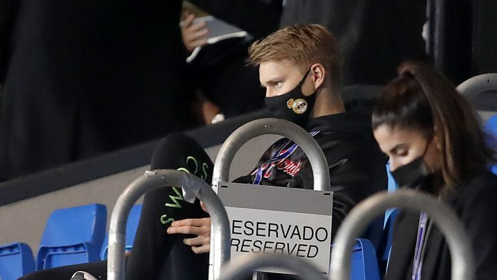 The events that led to Martin Odegaard demanding Real Madrid exit