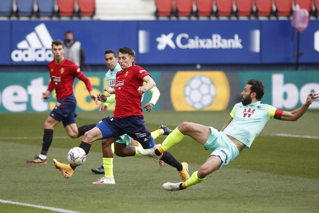 Ante Budimir brace helps Osasuna beat Granada 3-1 at El Sadar