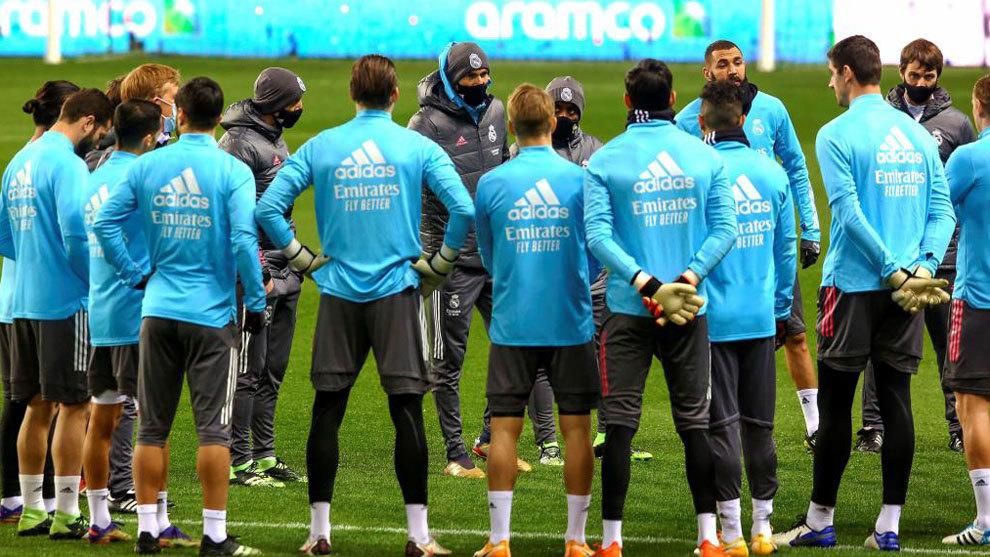 Real Madrid v Getafe confirmed line-ups: Youngster makes first senior start for hosts