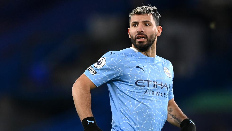 Barcelona linked with a move for soon-to-be free agent Sergio Aguero