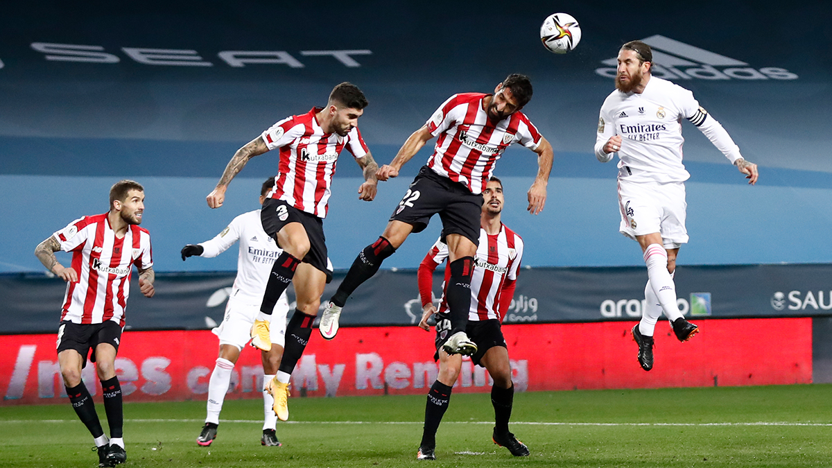 Raul Garcia brace helps Athletic Bilbao knock Real Madrid out of the Supercopa de Espana