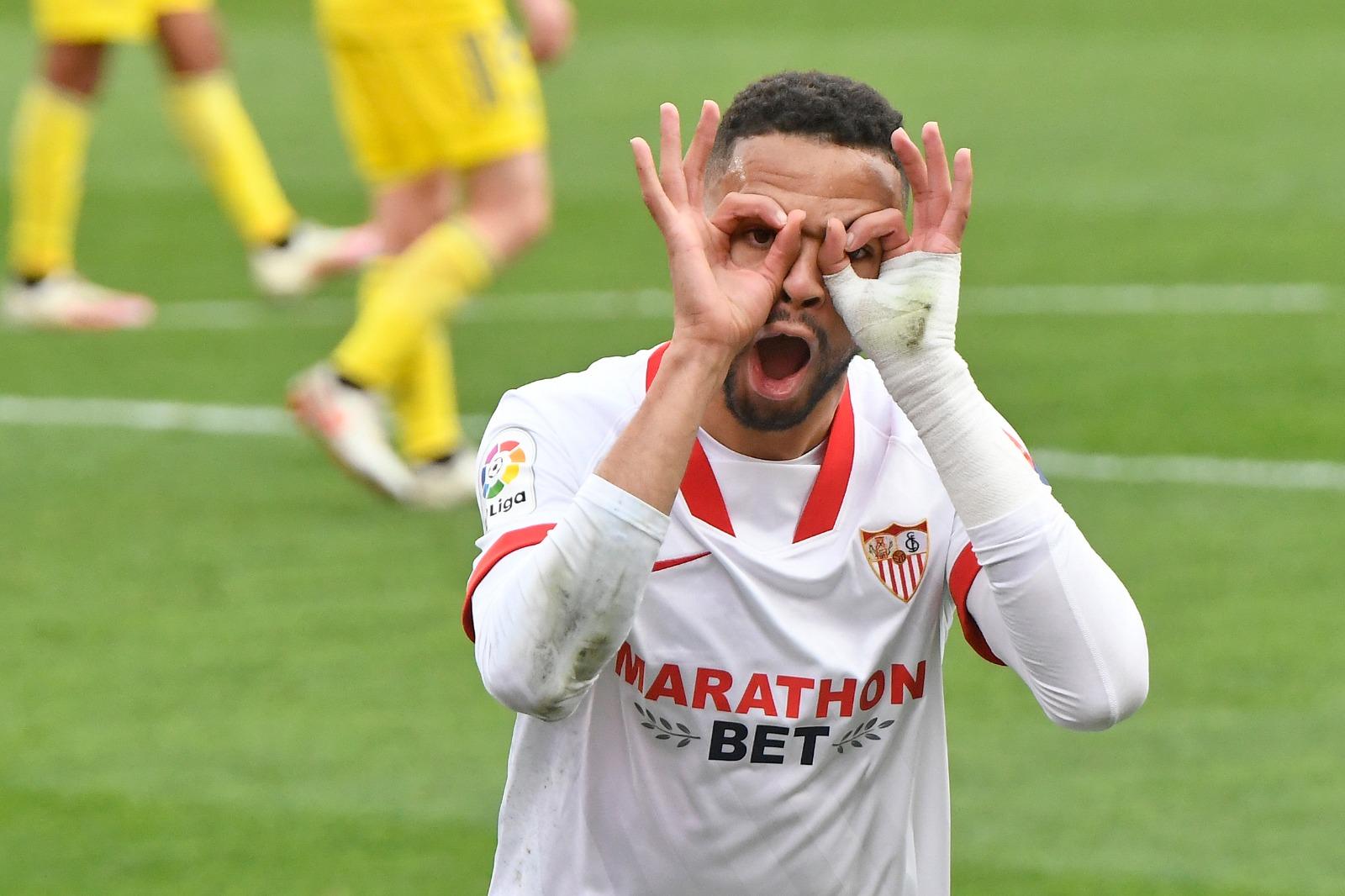 Done deal: Sevilla sign Leganes striker Youssef En-Nesyri - Football Espana