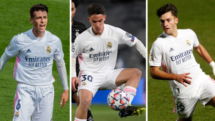 The 5 Real Madrid youngsters in squad to face Getafe