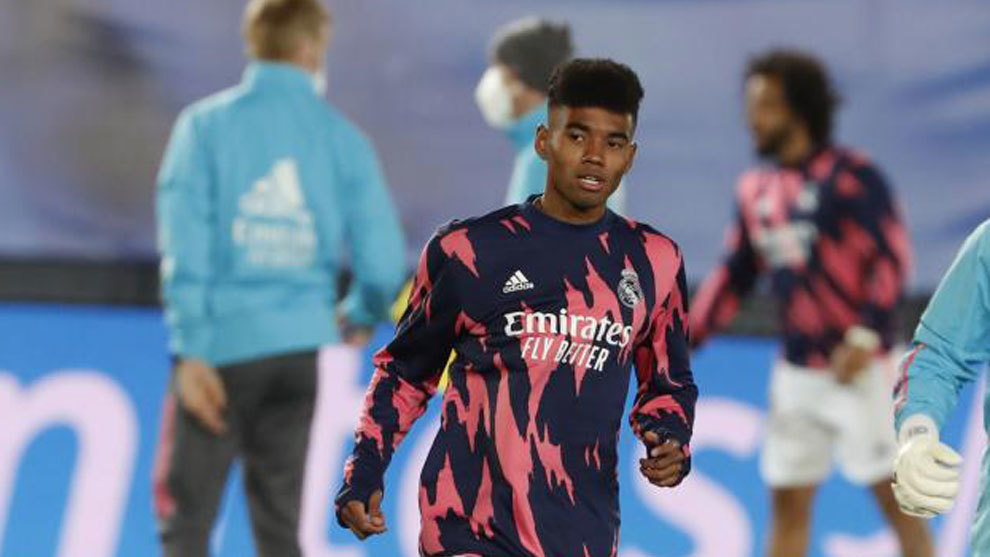 Real Madrid did not believe Marvin Park was Spanish until they saw his ID