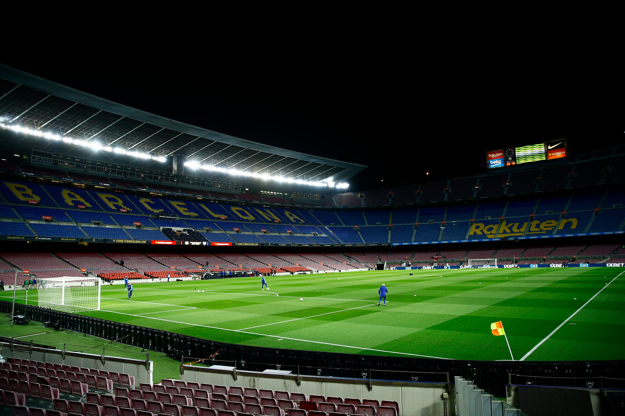 Barcelona join Real Madrid in criticism of La Liga's deal with CVC