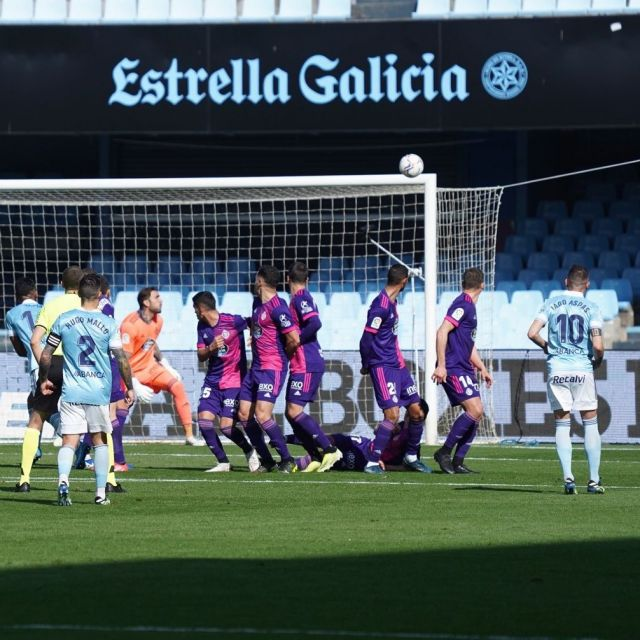 Celta vs.Valladolid