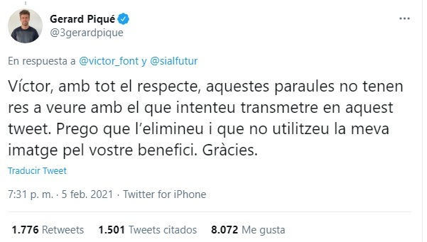 Gerrard Piqué