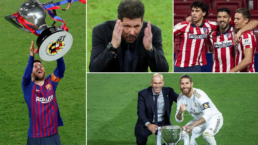 Is there life in the La Liga title race yet?