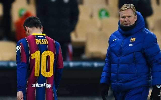 Ronald Koeman hails match winner Lionel Messi after Real Betis win - Football Espana