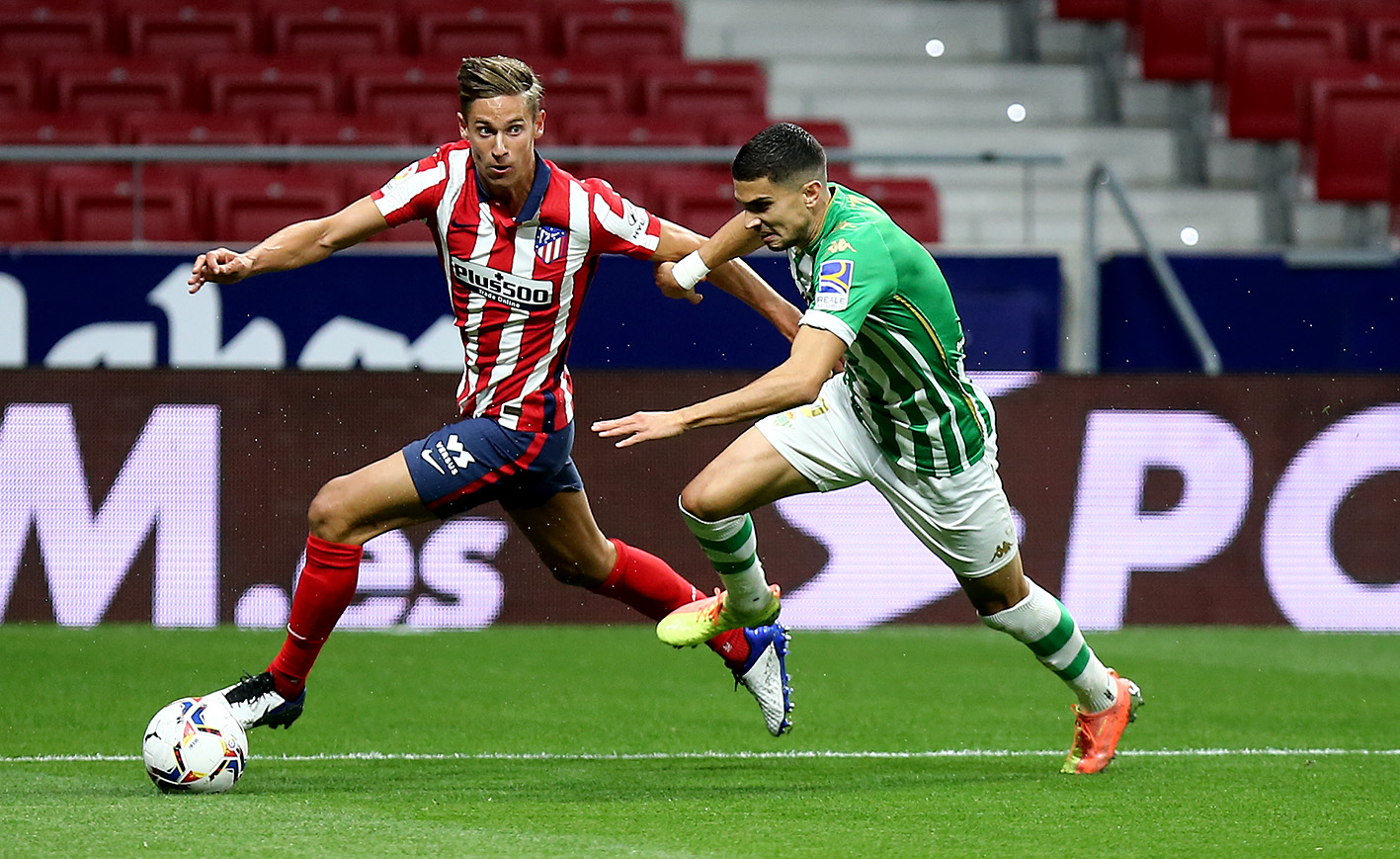 Atletico Madrid star explains the secret to his insane fitness levels