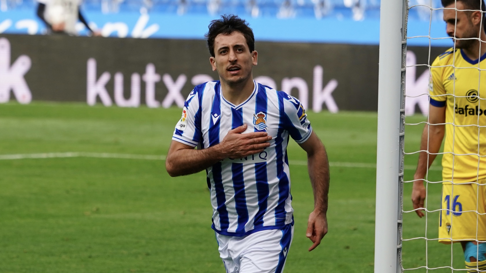 Real Sociedad secure dominant 4-1 win over Cadiz at Anoeta