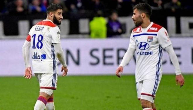 Nabil Fekir's brother, Yassin, joins him in Real Betis squad to face Barcelona