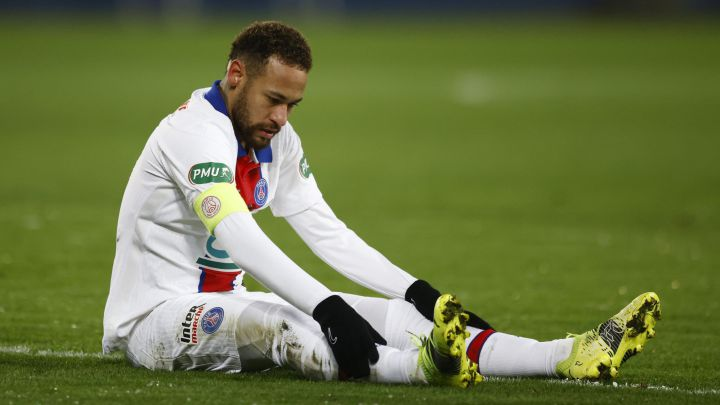 Neymar hits out at the Paris Saint-Germain fans - Football Espana