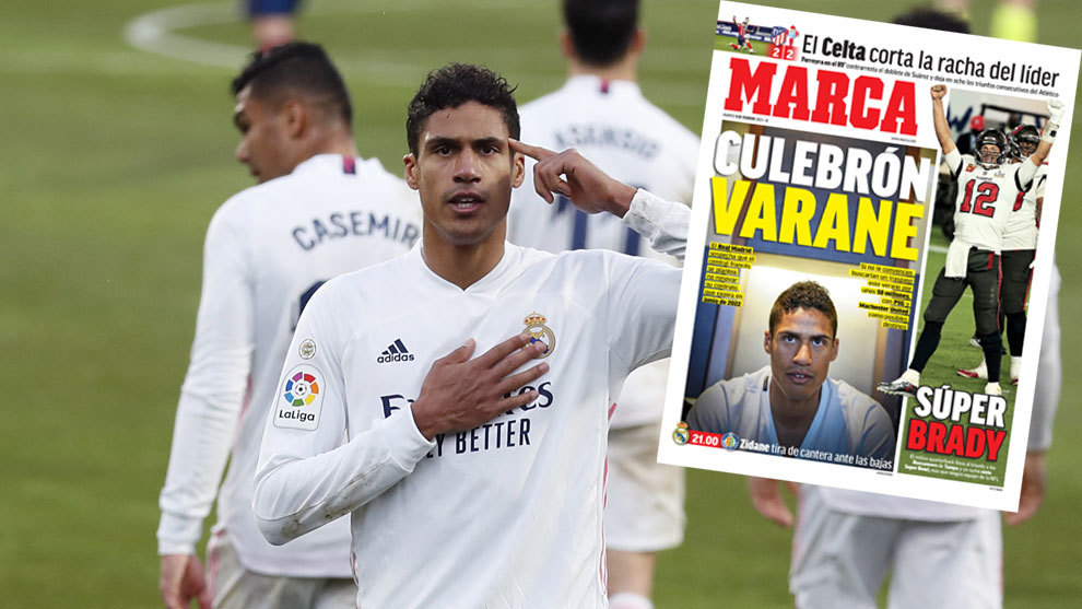 Real Madrid considering selling Raphael Varane if he doesn't renew his contract
