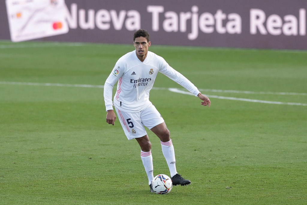 Real Madrid open to Varane sale as contract offer goes unanswered