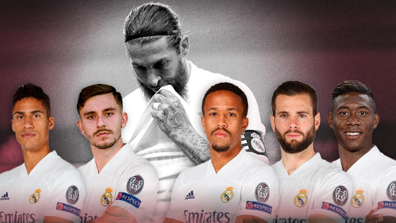 Real Madrid scramble to re-organise defence without Sergio Ramos