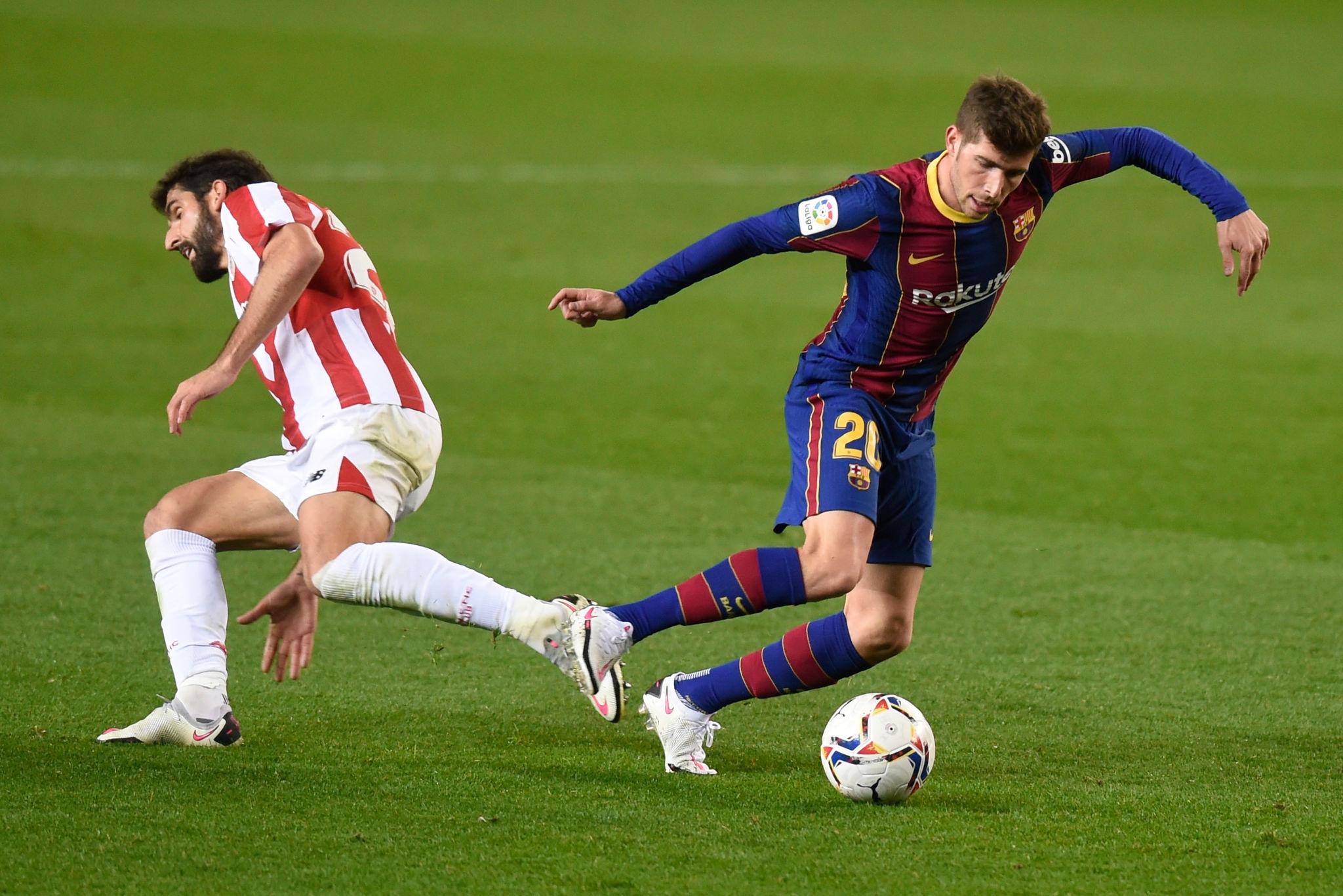 Sergi Roberto sends La Liga title warning to Atletico Madrid