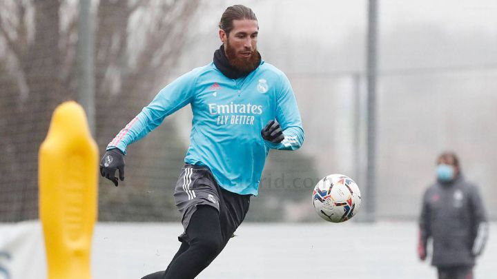 Sergio Ramos to miss Real Madrid's trip to Huesca