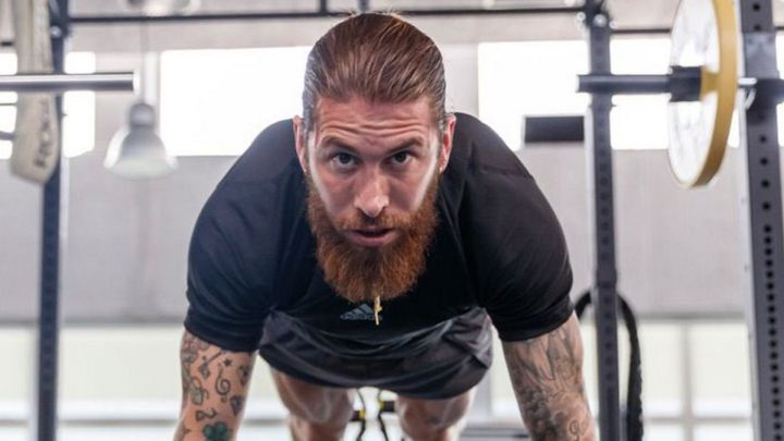 """Sergio Ramos sends a message on social media: """"We will be back. Don't let anyone doubt it."""""""