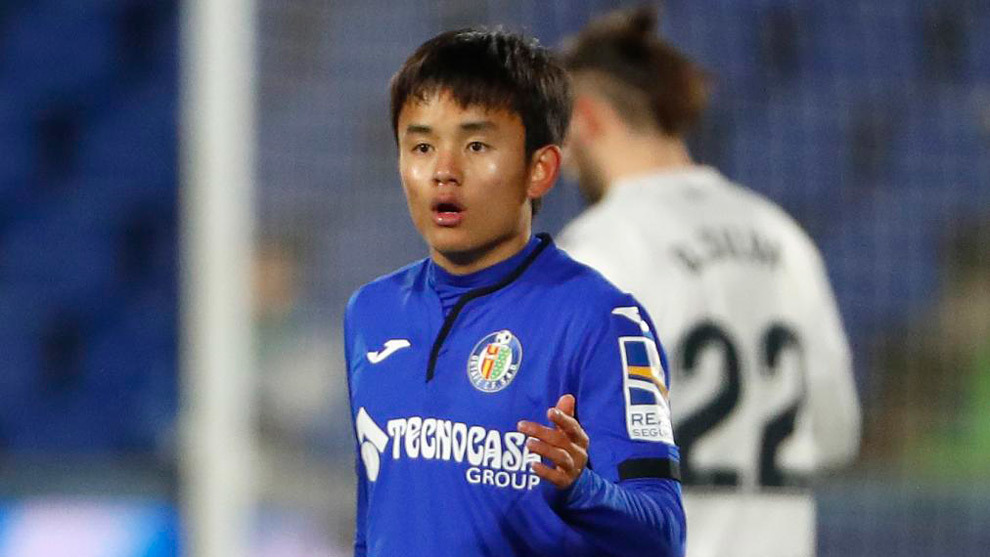Takefusa Kubo linked with Real Sociedad loan switch