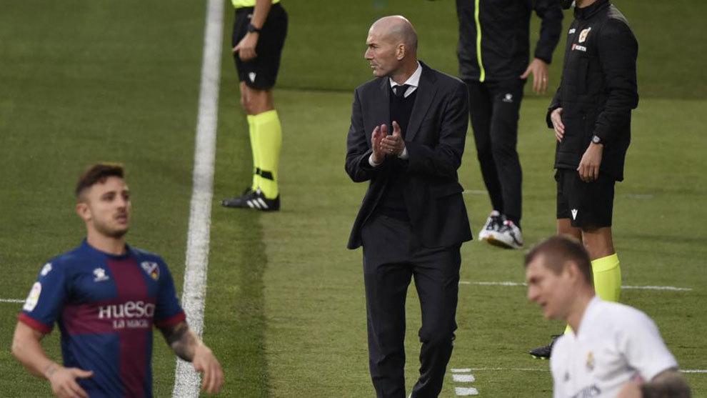 "Zinedine Zidane on Sergio Ramos: ""It had to be done because he was on the edge"""