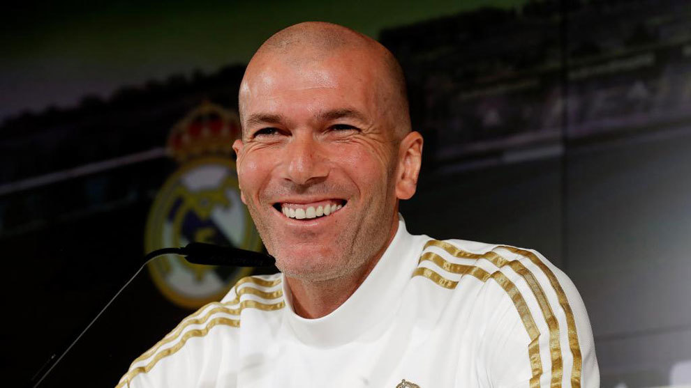"Zinedine Zidane lashes out at the media: ""You must respect our work a little"""