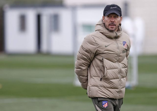 Diego Simeone, Atlético de Madrid