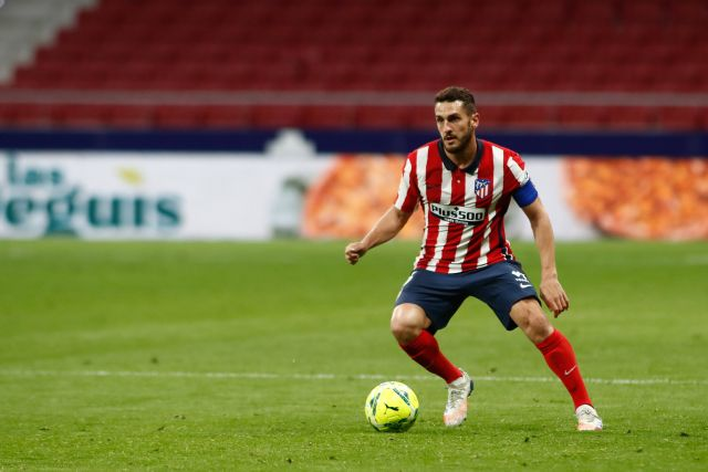 Cook, Atletico Madrid