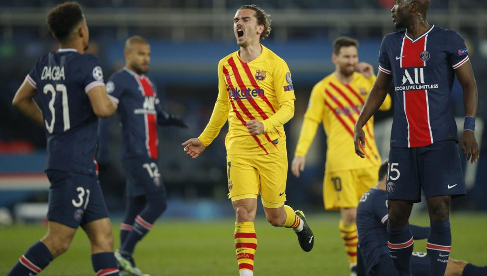 Antoine Griezmann's future in the hands of Mateu Alemany