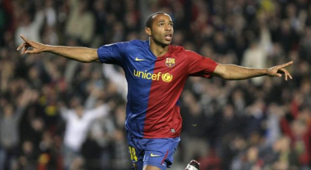 Thierry Henry, Barcelona