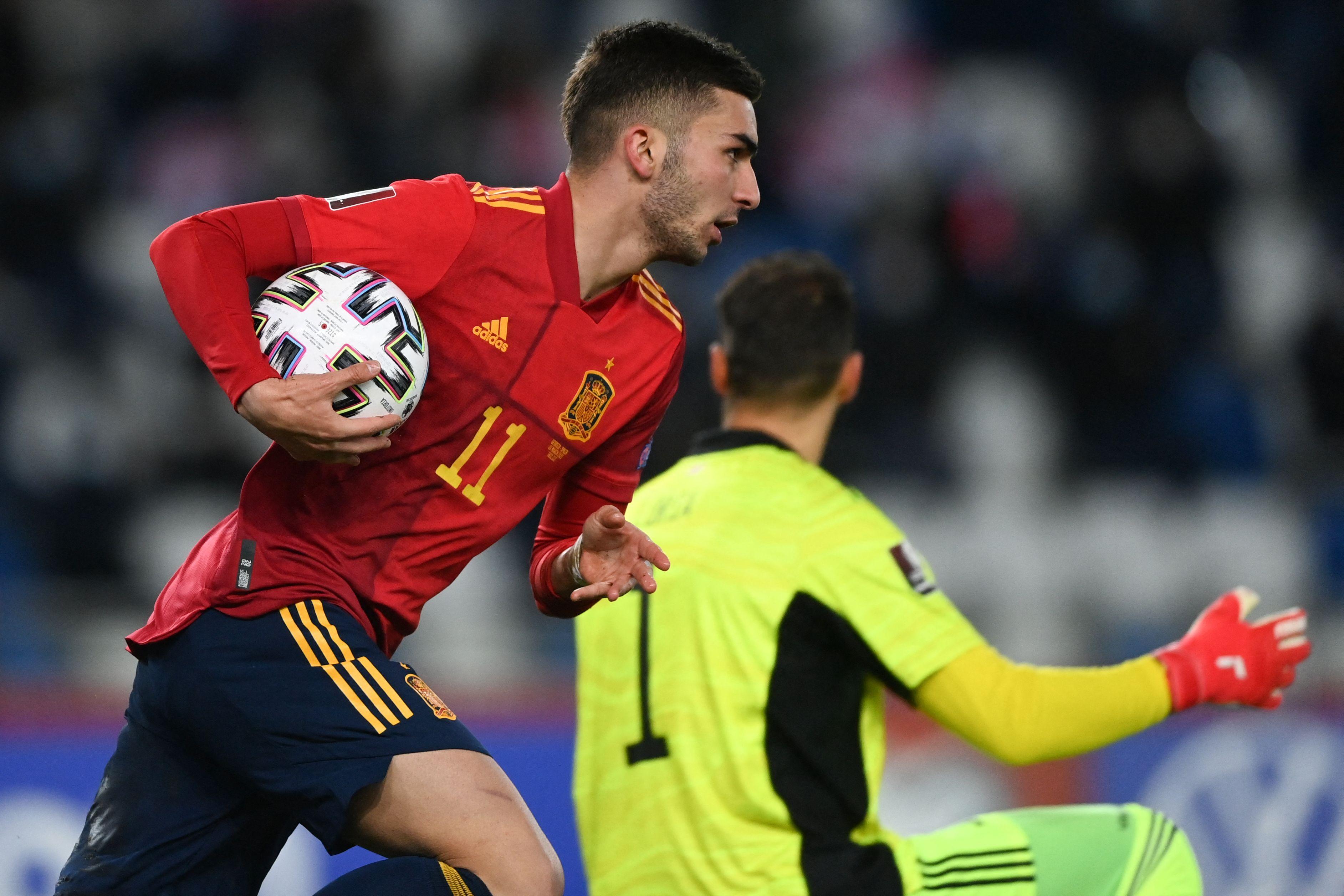 Spain star Ferran Torres fires warning shot after Georgia win - Football  Espana