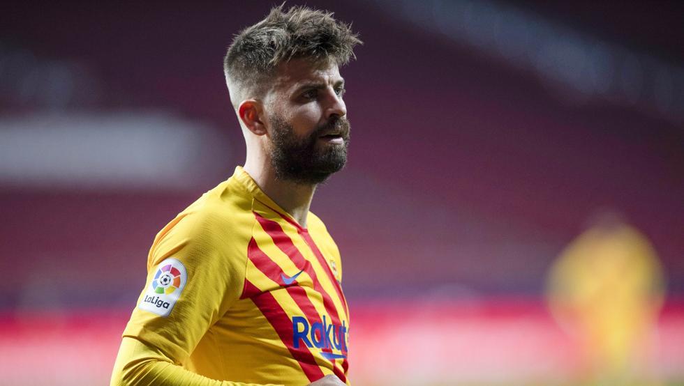 Gerard Pique and Sergi Roberto proud of Barcelona