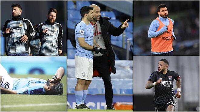 Barcelona's pursuit of Manchester City forward Sergio Aguero intensifies