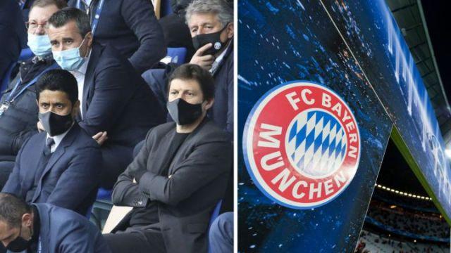 PSG y Bayern de Múnich